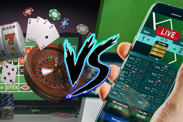 Why Online Casinos Can Be More Profitable Than Betting