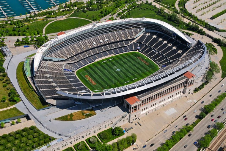 Top 8 NFL Stadiums To Watch The Games At
